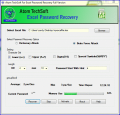 ATS  Excel file password recovery software .